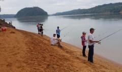 La apertura del Provincial de pesca en San Ignacio