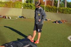 Marczuk repetiría equipo ante Sportivo Belgrano