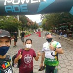 Los triatletas misioneros cumplieron en Salta