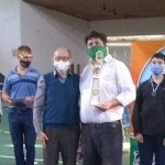 Horacio Oviedo ganó el IRT de Jardín América