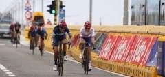 Mariela Delgado en el Mundial de Ciclismo en Ruta