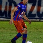 Diego Diellos marcó en el empate de Güemes