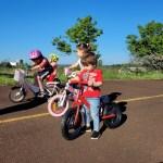 El ciclismo infantil tuvo un gran encuentro