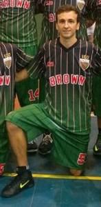 Cuarto éxito consecutivo de Jorge Gibson Brown
