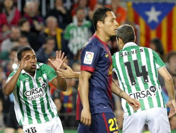 Hat-Trick de Messi frente al Betis
