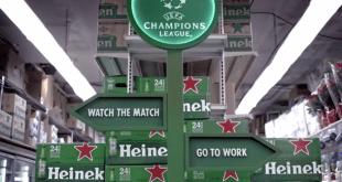 Heineken evita quete pierdas los partidos de la Champions