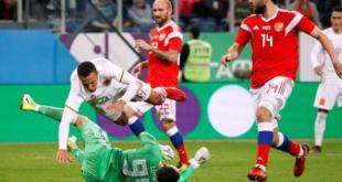 Luces y sombras del empate a tres de la selección Española ante Rusia