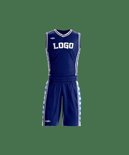 Uniforme Basquetbol 104