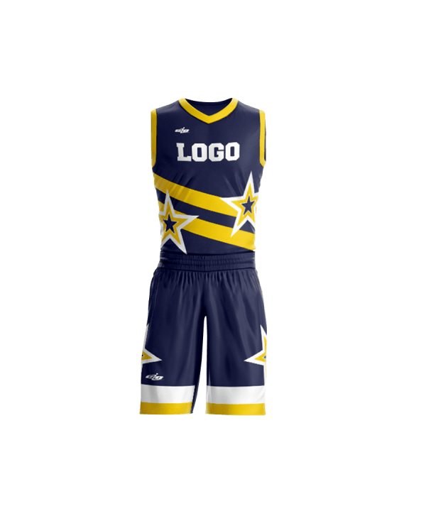 Uniforme Basquetbol 17