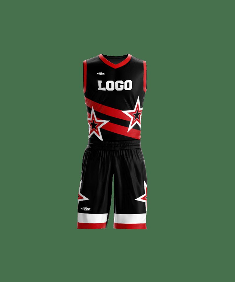 Uniforme Basquetbol 19