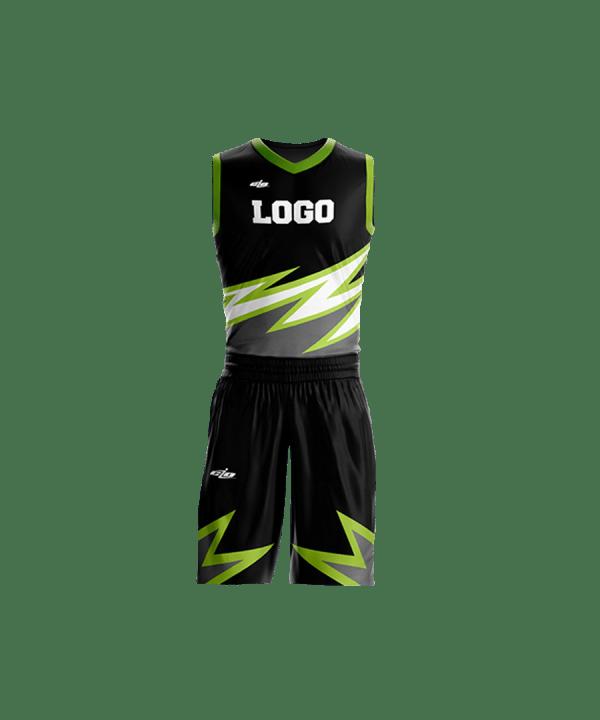 Uniforme Basquetbol 3