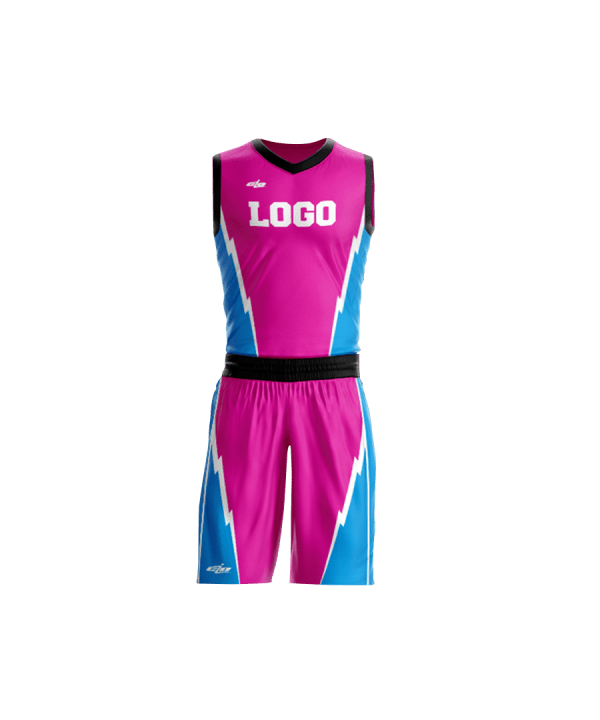 Uniforme Basquetbol 44