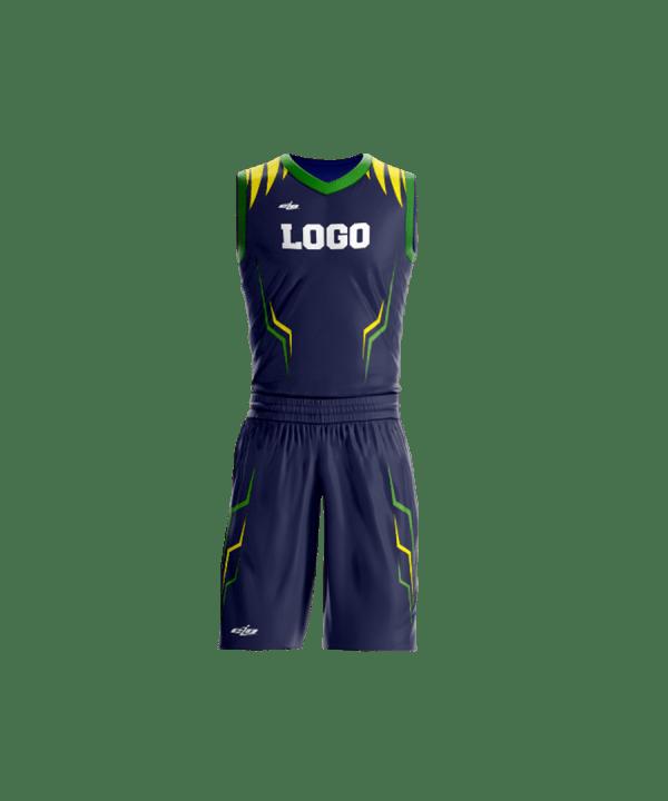 Uniforme Basquetbol 48