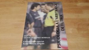 Libro realizado para el Comité Técnico de Árbitros de la Federación Catalana de Fútbol