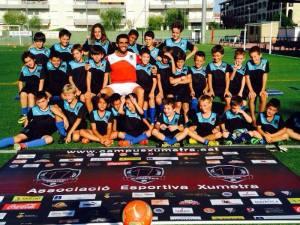 Charla con los niños del Campus de Jordi Xumetra