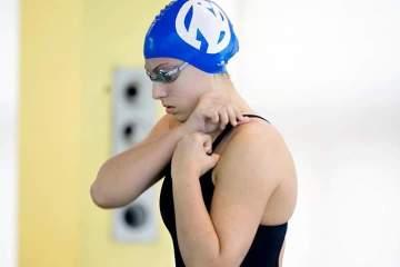 Blanca Olivares - Nadadora Club Natació Barcelona
