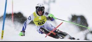 David Capdeferro - Corredor U18 FIS de La Molina Club d Esports