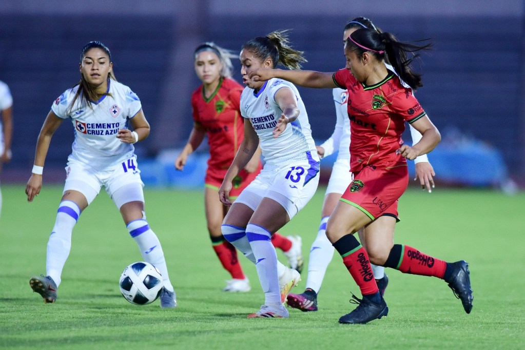 Juárez FC Femenil Cruz Azul Femenil Liga MX