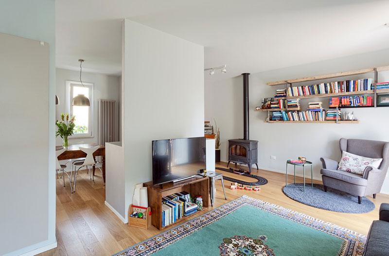 Uno sfondo neutro, una pagina bianca per mettere in evidenza scelte di decorazione personali. Le Idee Originali Per Arredare Il Salotto Di Casa