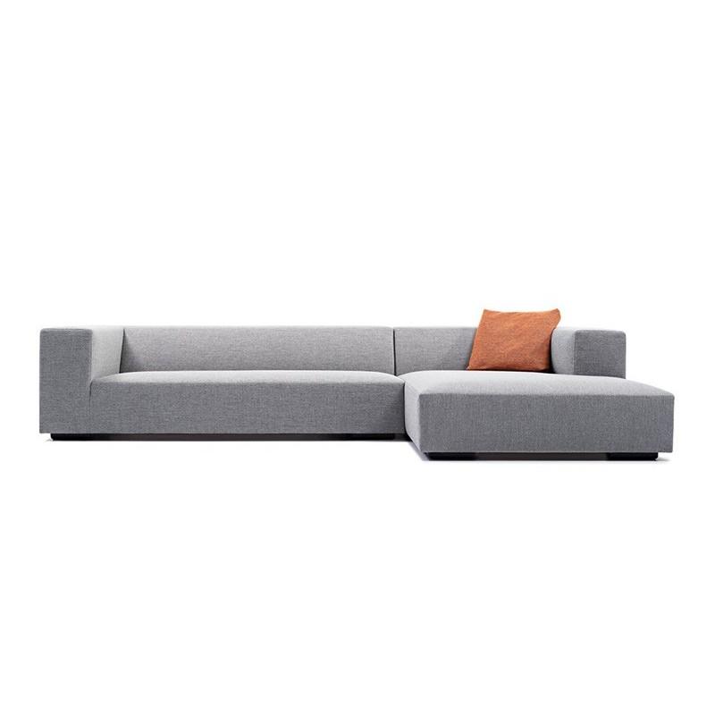 David sofa moderne gestroomlijnde zitbank  Depot Design