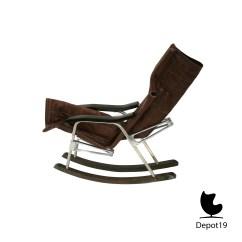 Foldable Rocking Chair Spongebob Bean Bag Danish Takeshi Nii Folding Rocker Depot 19 Vintage Depot19 1 Jpg 9