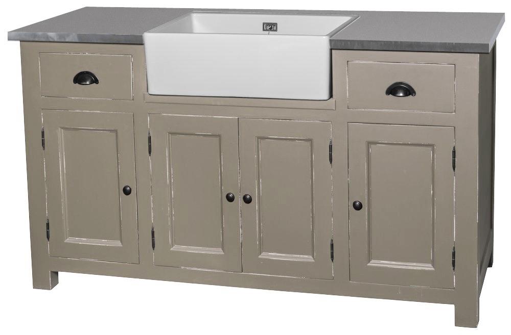 good meuble de cuisine avec vier intgr portes et tiroirs with meuble cuisine evier