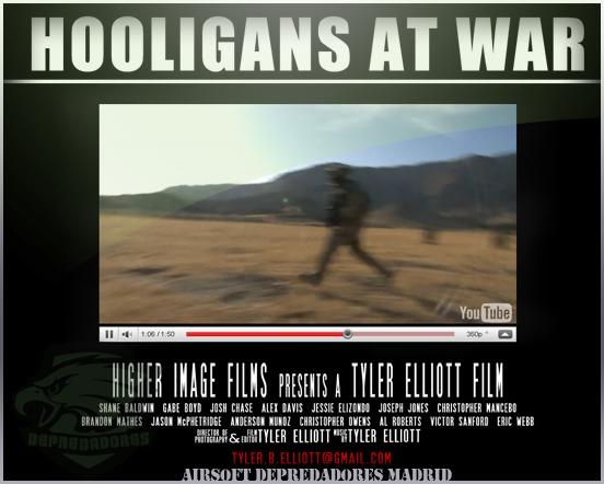 hoolingans at war