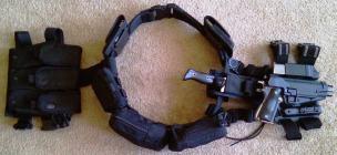 Cinturón Táctico Airsoft