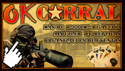 Antiguo Campo Airsoft OK CORRAL
