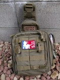 5.11 TACTICAL Mochila RUSH MOAB 6
