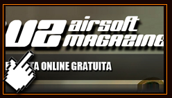 Revista de Airsoft WZ Magazine