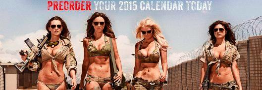 hot shots calendar 2015