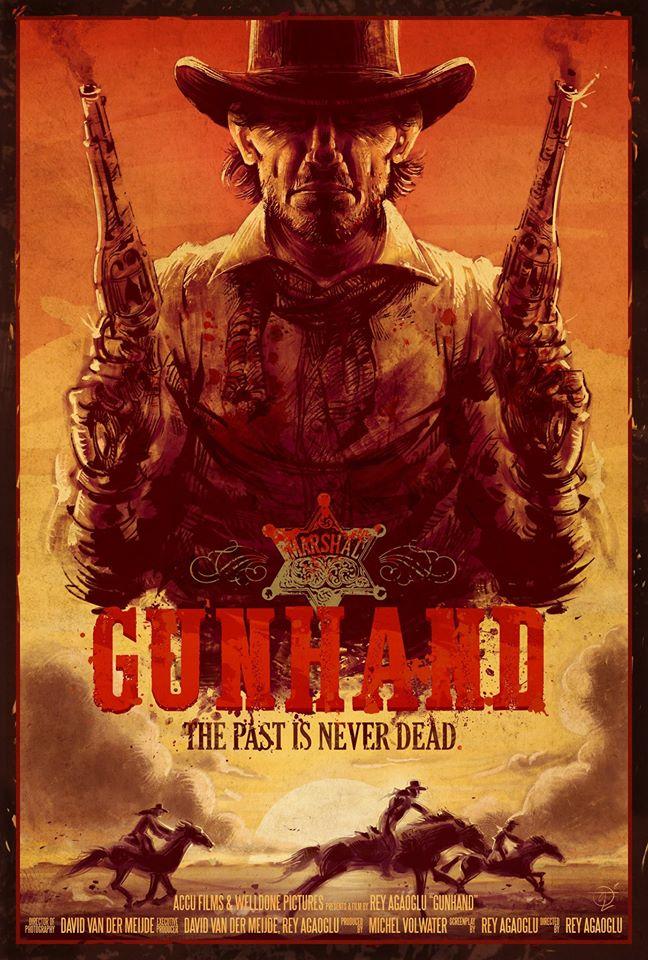 Gunhand poster