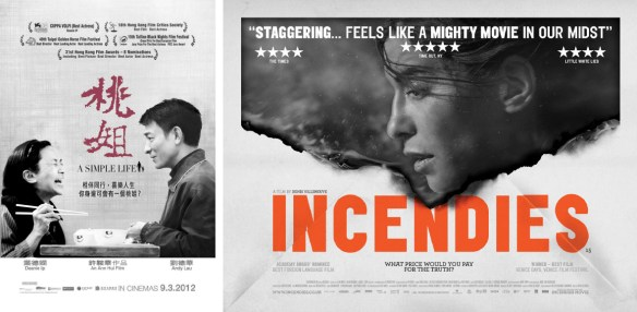 Tao Jie en Incendies