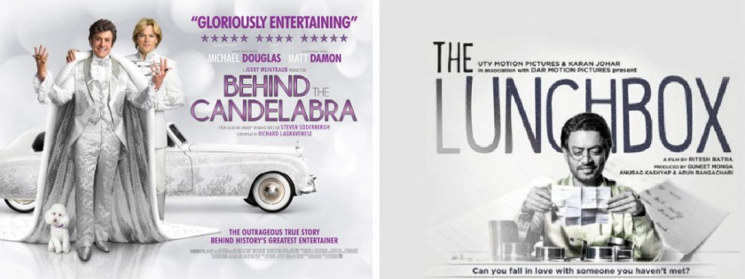 Behind the Candelabra en The Lunchbox