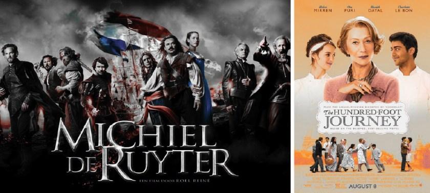 Michiel de Ruyter en The Hundred-Foot Journey