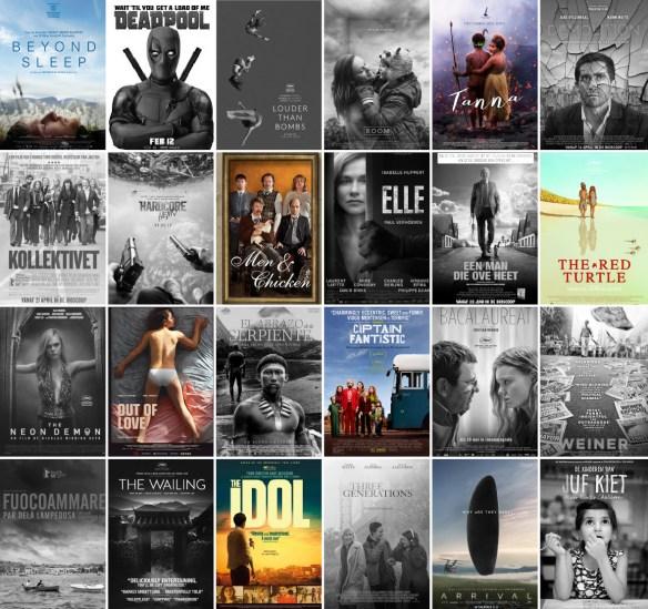 films 2016