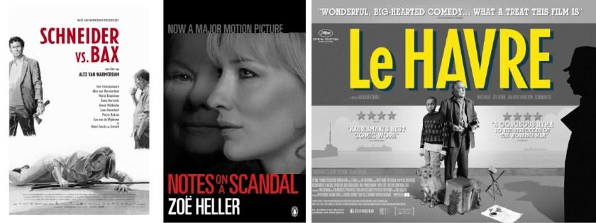 Schneider vs Bax, Notes on a Scandal en Le Havre