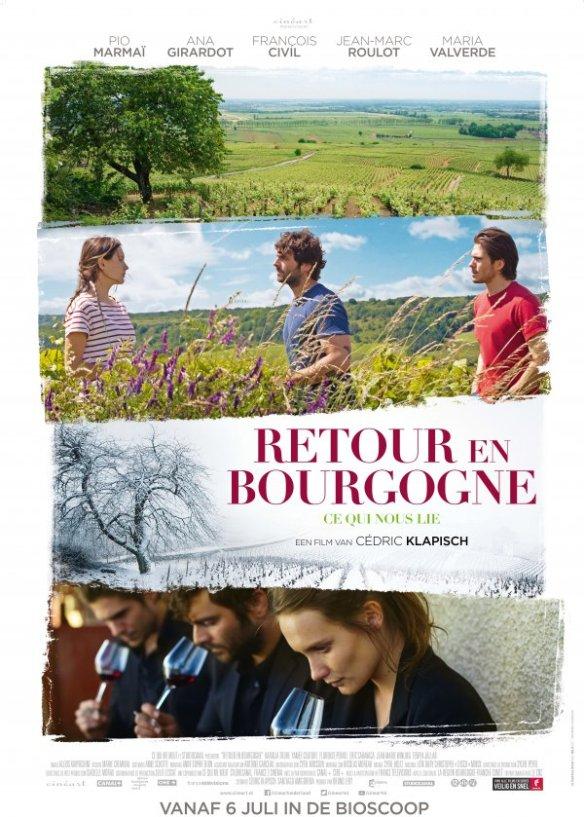 winactie Retour en Bourgogne