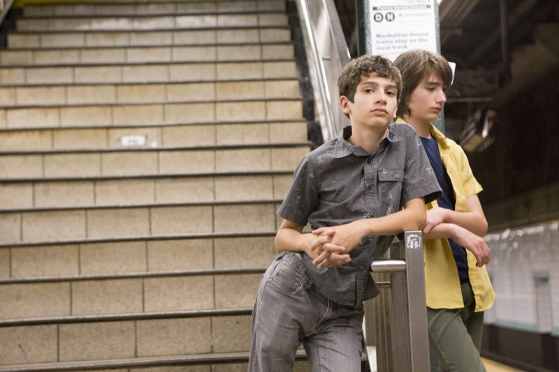 recensie Little Men