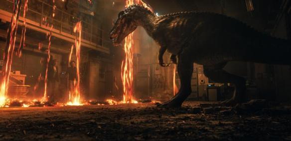 recensie Jurassic World: Fallen Kingdom
