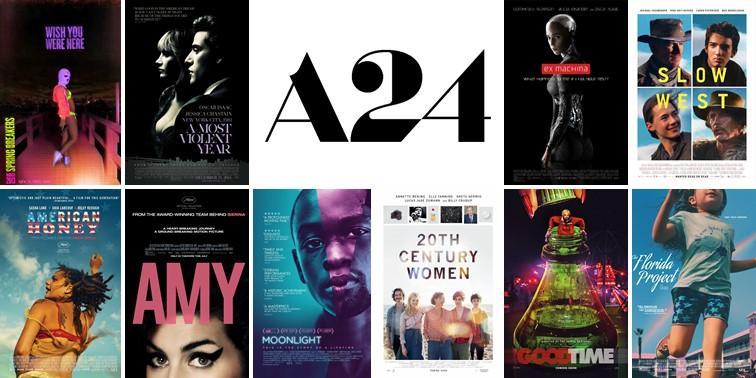 beste A24 films
