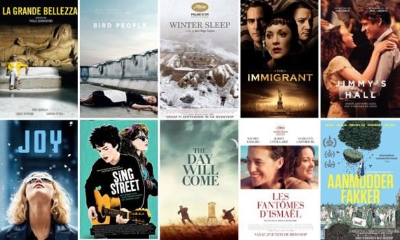 tegenvallende films