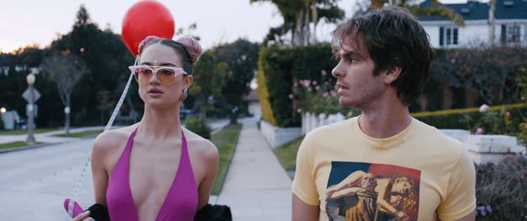 recensie Under the Silver Lake