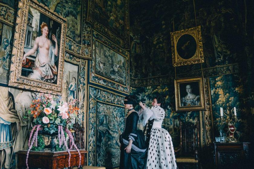 recensie The Favourite