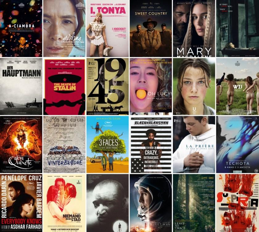 films uit 2018