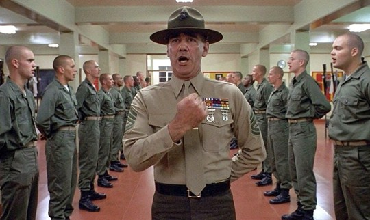 recensie Full Metal Jacket