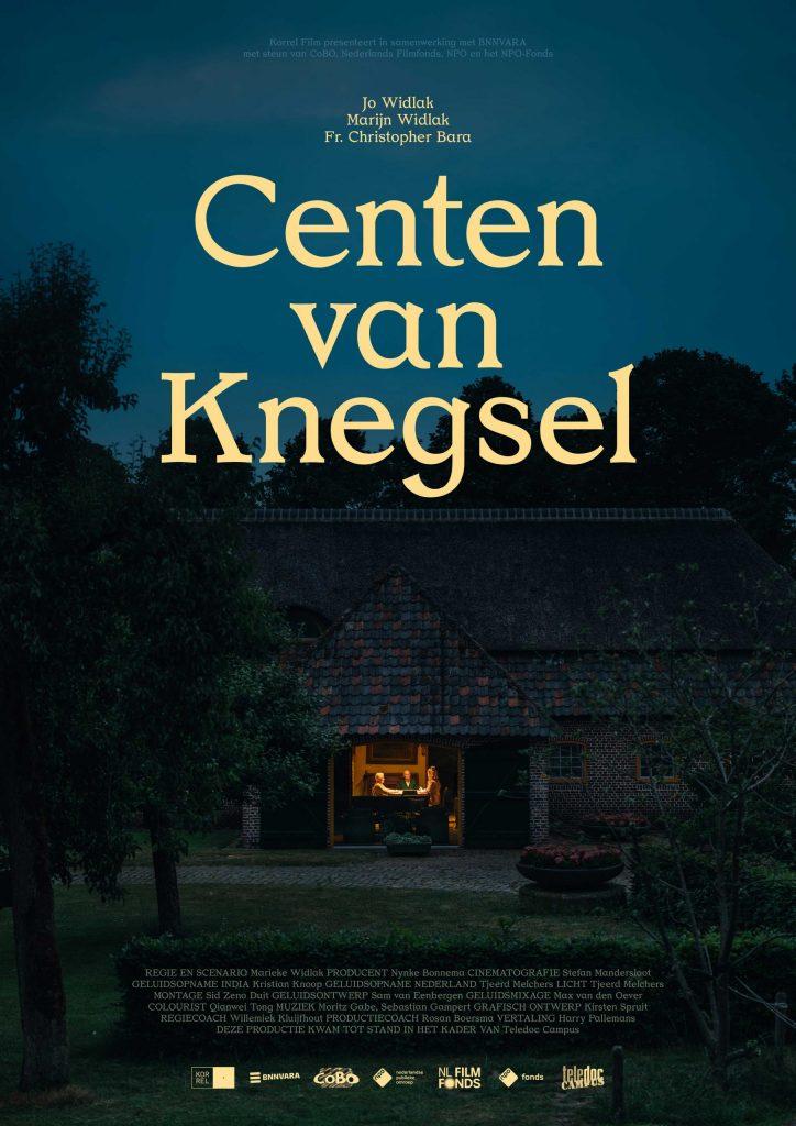 Centen van Knegsel poster