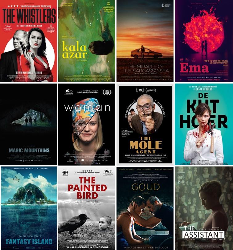 filmposters van 2020