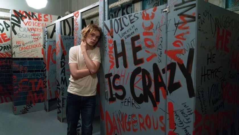 recensie Words on Bathroom Walls